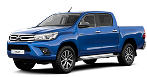 Toyota Hilux - Concessionario Toyota a Cuneo