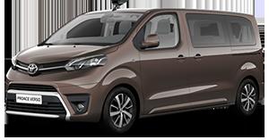 Toyota Proace Verso - Concessionario Toyota a Cuneo