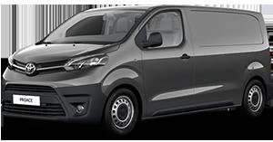 Toyota Proace - Concessionario Toyota a Cuneo