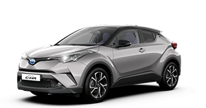 Toyota C-HR - Concessionario Toyota a Cuneo