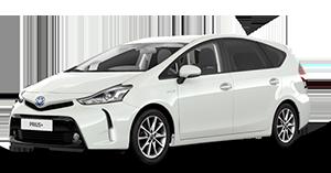 Toyota Prius+ - Concessionario Toyota a Cuneo
