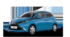 Toyota AYGO - Concessionario Toyota a Cuneo