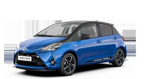 Toyota Yaris - Concessionario Toyota a Cuneo